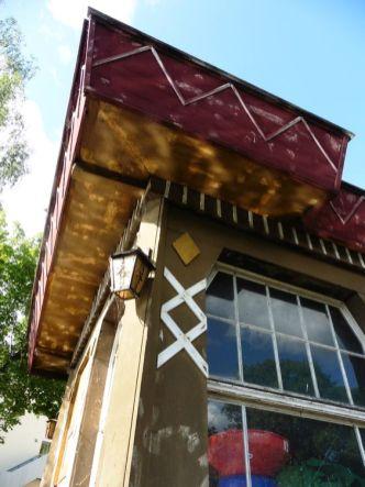 Ulrichs Gartenhaus