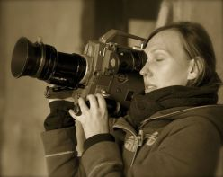 Filmemacherin Alina Cyranek, Foto. AC