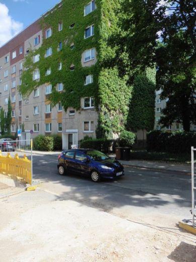 Grüne Wände in der Westvorstadt