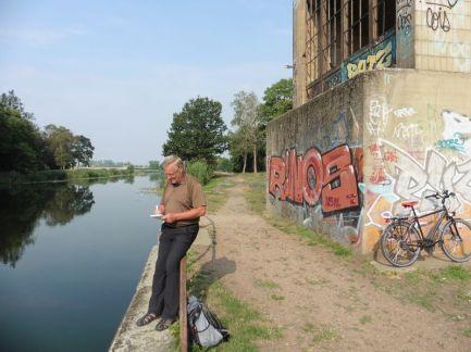 Jörg am Elster-Saale-Kanal