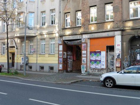 Das Neue Schauspiel in der Lützner Straße