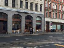Bäckerei Schladitz in der Georg-Schumann-Straße