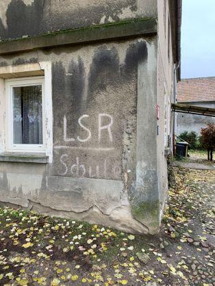 LSR mit Pfeil (Foto: Norbert)