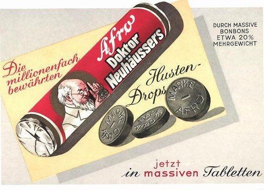 Bonbons aus Taucha (Archiv Jens Rübner)