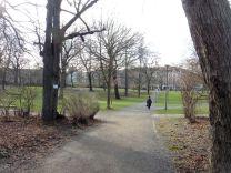 Ramdohrscher Park (Blick zur Breiten Straße)