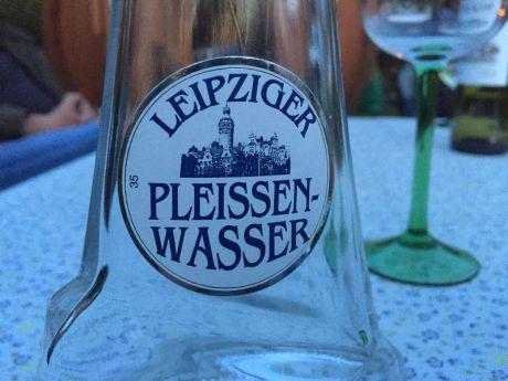 Leipziger Pleißenwasser