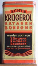Historische Krügerol-Dose