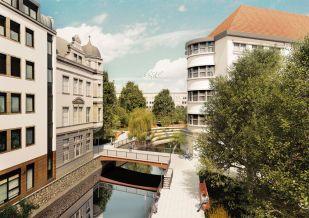 Neue-Ufer-Vorschlag an der Hauptfeuerwache (Abb. Neue Ufer e.V.)