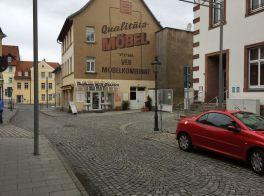 Tolle alte Werbung in Eisenberg