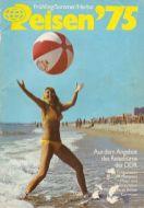 Reisen '75 mit dem Reisebüro der DDR