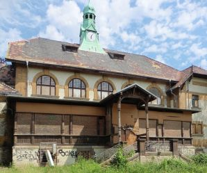 Bezirkskrankenhaus für Psychiatrie / Parkstadt Dösen