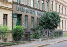 Louis Börner in Gohlis