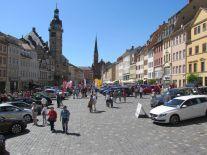 Unterwegs in Altenburg