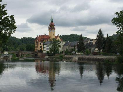 Unterwegs in Waldheim