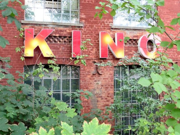Kino in der Alten Spinnerei
