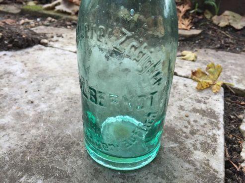 Bierbrauerei Zöbigker Carl Berndt (Flasche unverkäuflich)