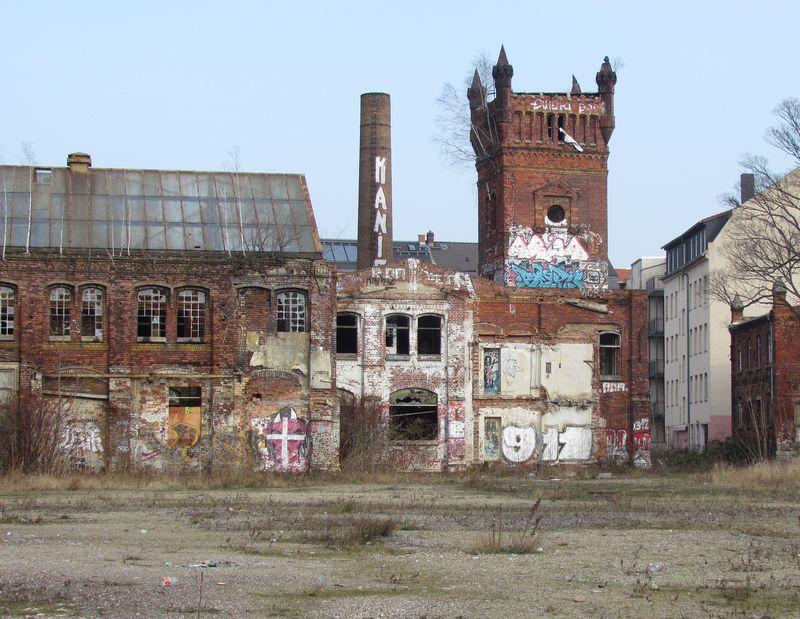 Georgis (fiktive) Fabrik