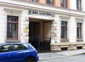 Bernhard Sauerwald, Hohe Straße