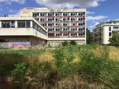Das Gästehaus 2020 (Karl-Tauchnitz-Straße)