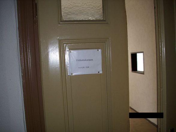 Hotel am Listplatz im Jahr 2010 (Foto: Anonymus*)