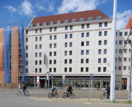 Best Western am Hauptbahnhof (Mai 2021)