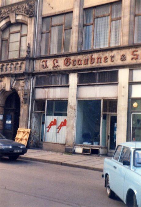 1991: J.L. Graubner, Ritterstraße