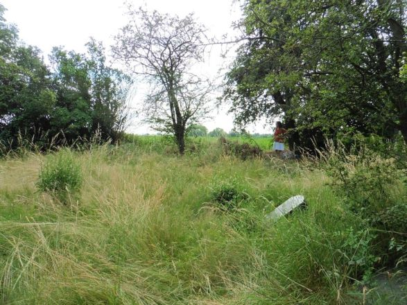 Alter Gottesacker bzw. Friedhof Dösen