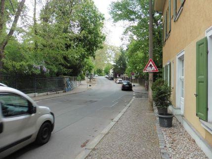 Dorfidylle: Prinz-Eugen-Straße