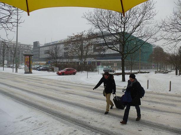 Robotron in der Gerberstraße 2013