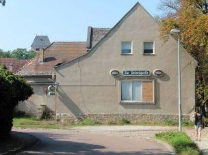 """Gaststätte """"Zur Geiselquelle"""" in Mücheln"""