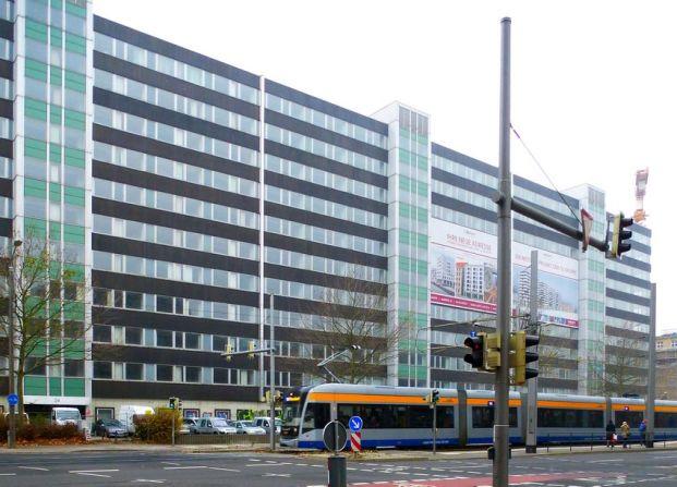 Ehem. Technisches Rathaus 2014