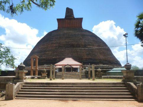 Dagoba in Anuradhapura