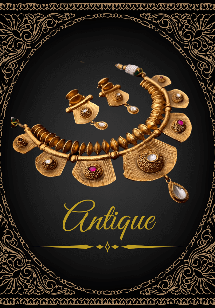 Antique Necklace Sets