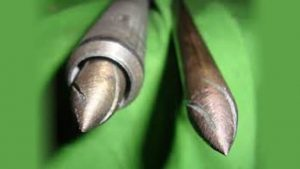 GEET Rohr mit Eisenstab