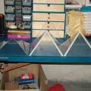 Plexiglas Pyramide 8