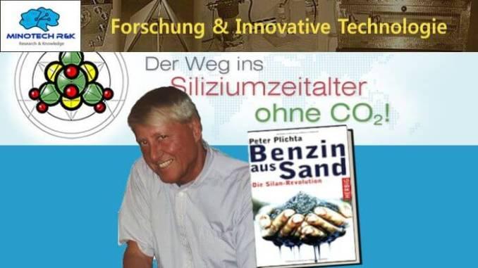 Peter Plichta - Benzin aus Sand