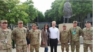 Andreas Kalcker und das Militär in Bolivien