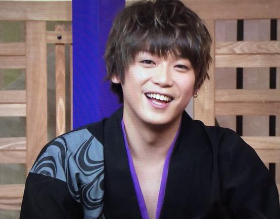 Hey!Say!JUMP 高木雄也 かっこいい 髪型 黒髪短髪 人気 前髪 画像