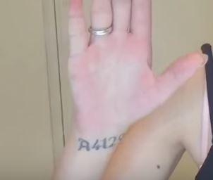 かねこあやのタトゥー
