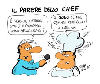 Le vignette di Giannotti per Geisha Gourmet | il parere dello chef
