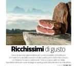 06-03-2017 Corriere Imprese Trentino Alto Adige Ricchissimi di gusto