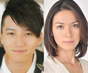 Image result for 田口淳之介 小嶺麗奈