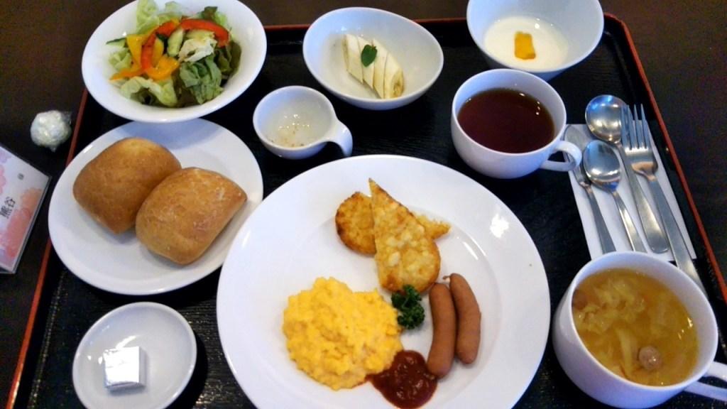 杉浦ウィメンズクリニック朝食2