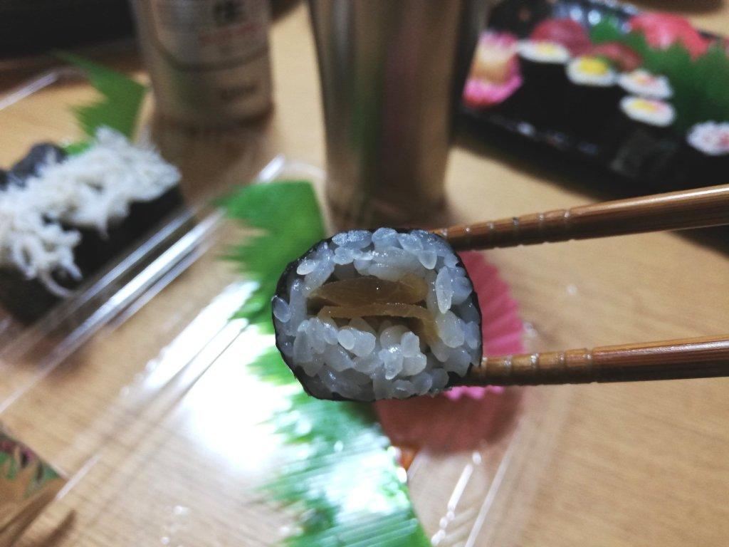 銚子丸かんぴょう巻き