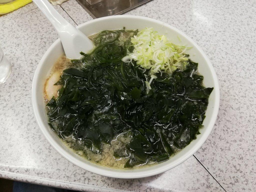 江戸川区篠崎のラーメン屋さん勝のラーメン