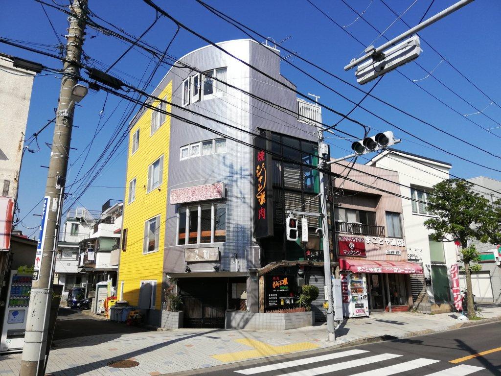 江戸川区の有名焼き肉店である焼肉ジャンボ