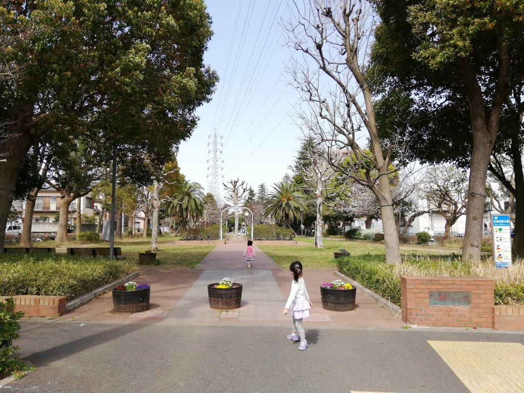 宇喜多東公園
