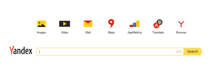 Yandex画像検索