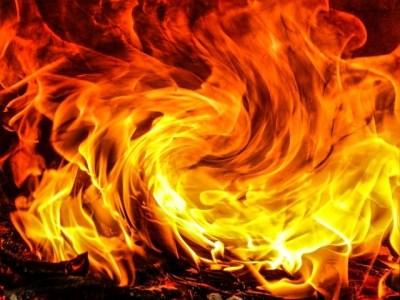 多額借金で、大火事が発生!