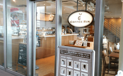千葉駅西口のカフェCOFFEE RINに行ったらドーナツ食べ放題モーニングが神すぎた